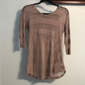 Anthropologie top size XS